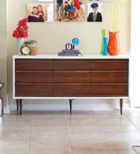 9 Gorgeous Stained and Painted Furniture Makeovers