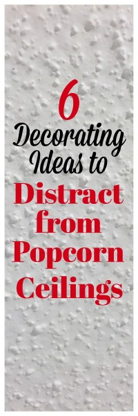 Unique Ideas to Cover A Popcorn Ceiling Compilation ...
