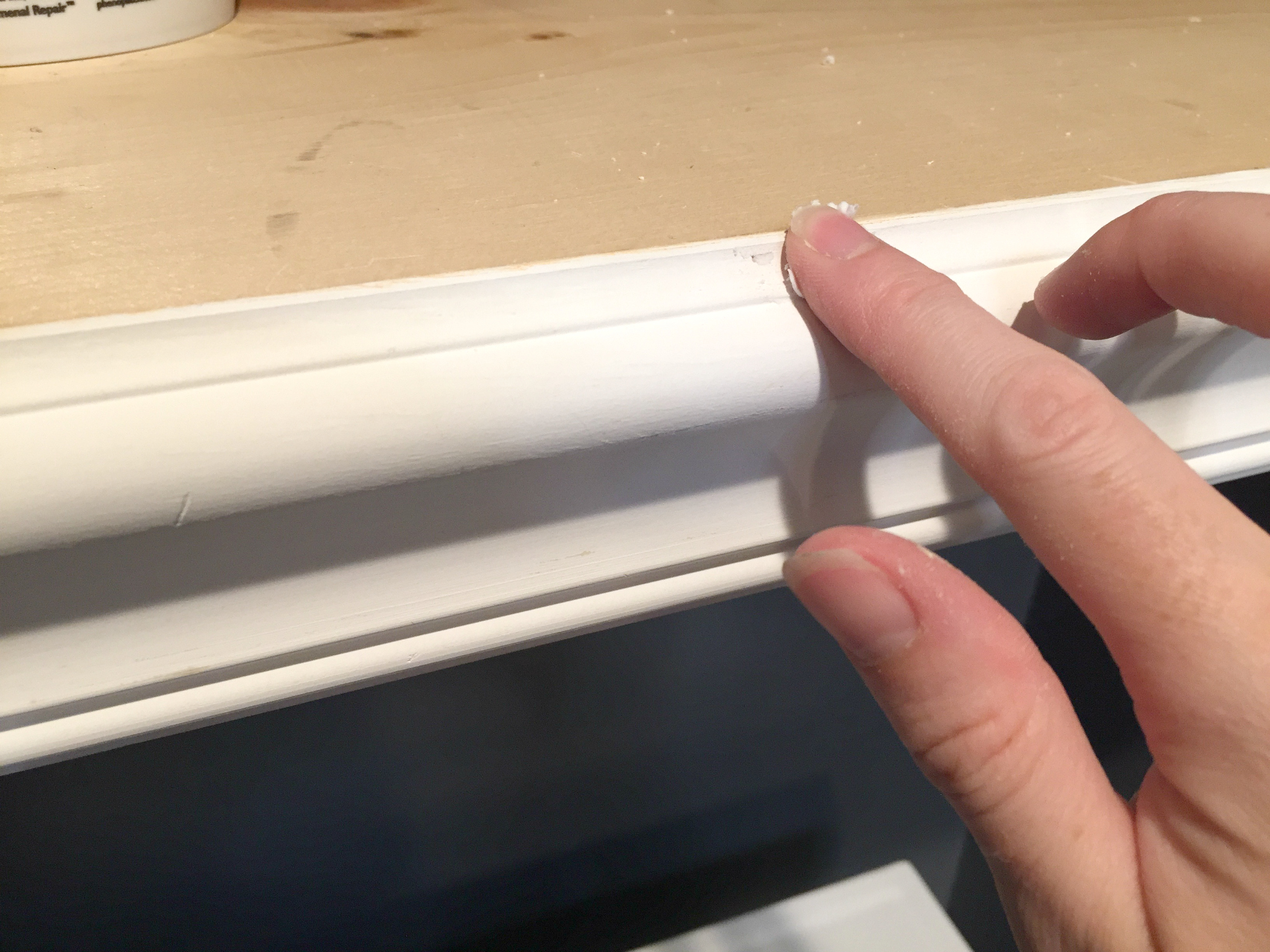Nails For Trim Baseboard What Size