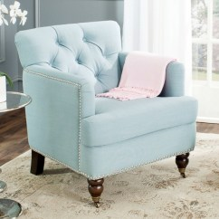 Blue Accent Chairs For Living Room Decorating Ideas With Burnt Orange 20 Upholstered Affordable Looking That Perfect Chair Will Also Fit Your Budget This List Of