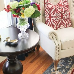Spindle Arm Chair Herman Miller Setu Replica Traditional Casual Living Room