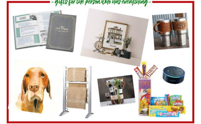 Unique Gifts For Someone Who Has Everything For Every Budget
