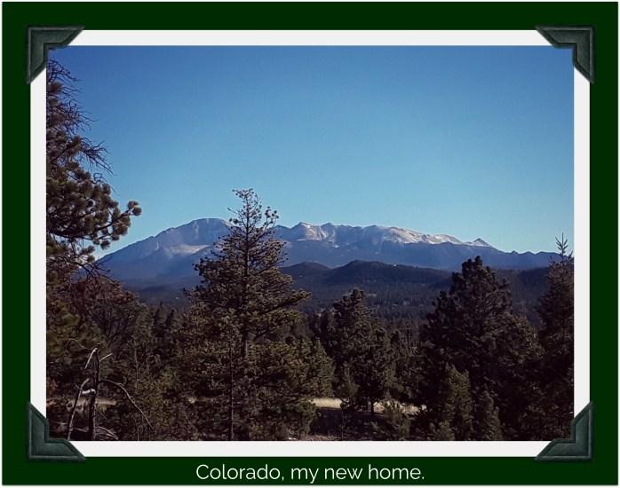 Colorado my new home