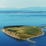Protection Island from Air-1