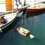 WBF – a dinghy for the beer dinghy