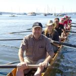 The Boys in the Boat, author, Daniel James Brown, Judy Rantz, Rat Island Rowing and Sculling Club,