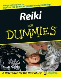 Reiki for Dummies by Nina L. Paul, PhD.