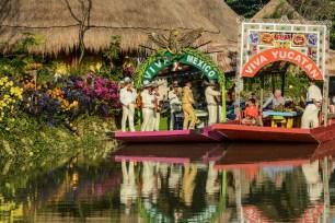 Tour Xoximilco - Cancun