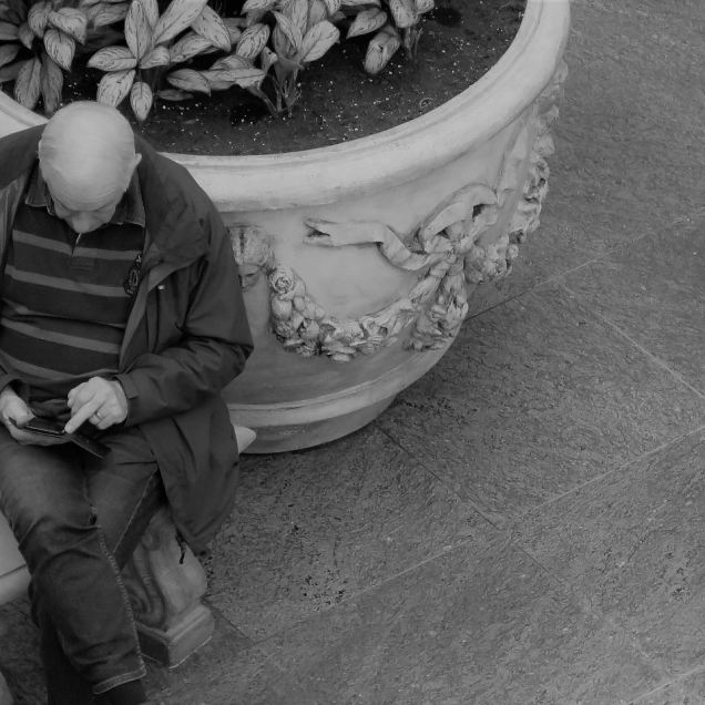 Mobile phone life
