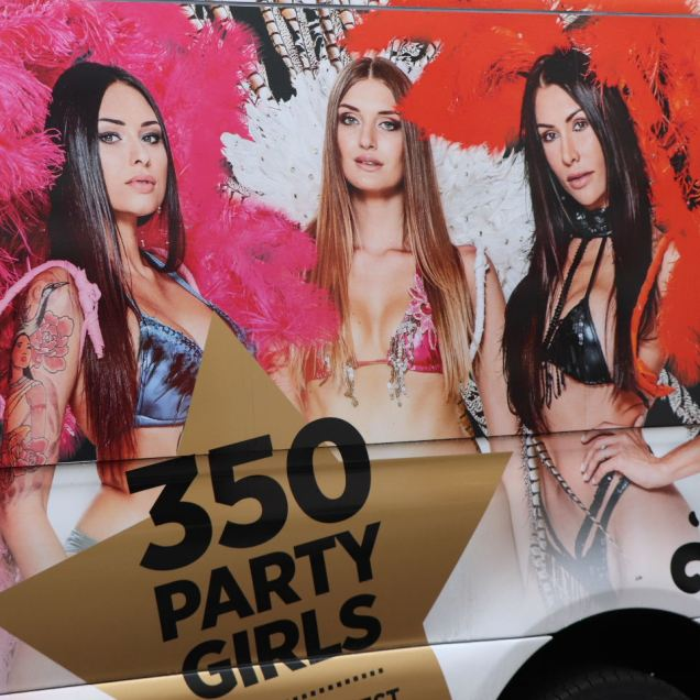 Prague party girls