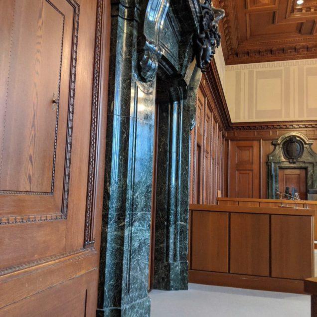 Court Room 600