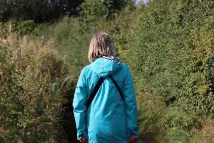 Macclesfield canal walking