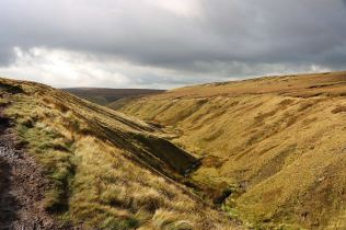 Pennine Way B29 Overexposed