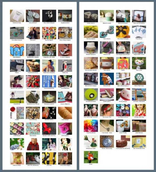 If You Want To See Them All They Are On The SOWA Holiday Market Site Few That Caught Our Eye Discussed In More Detail