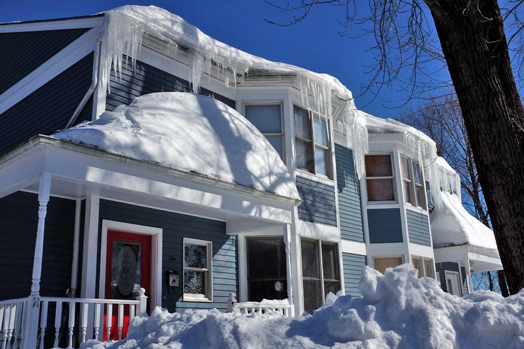 Diy Roof Snow Shovel Rainydaymagazine