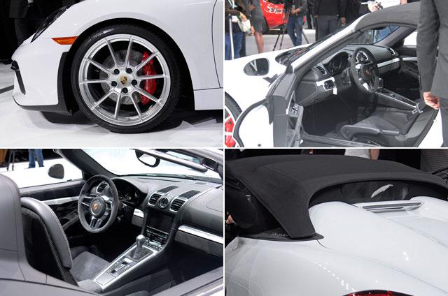 PorscheSpyderDetails