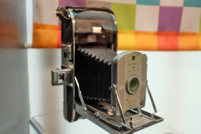 PolaroidLand95Camera