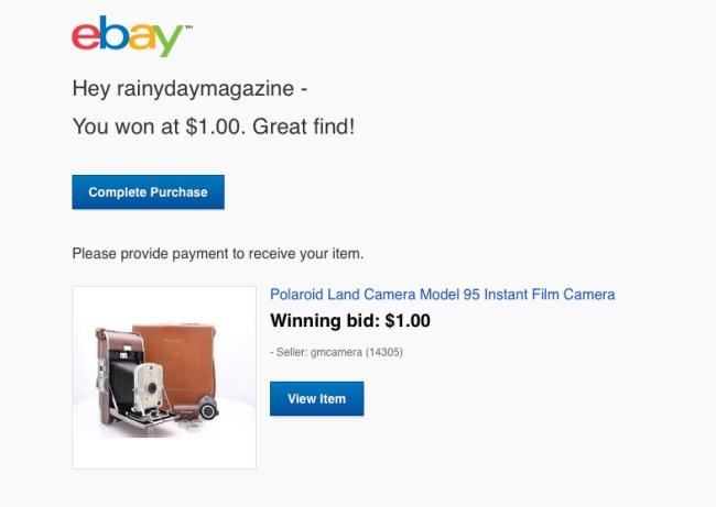 Polaroid_AuctionWin