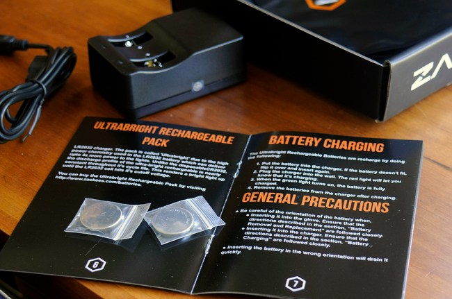 RechargeableBatteries