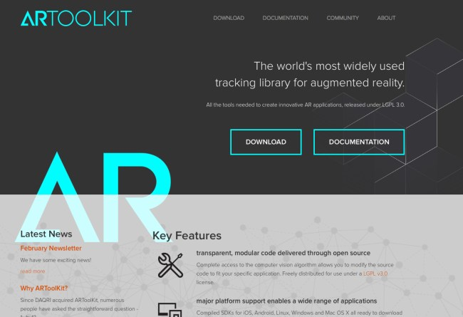 ARToolKit_Site