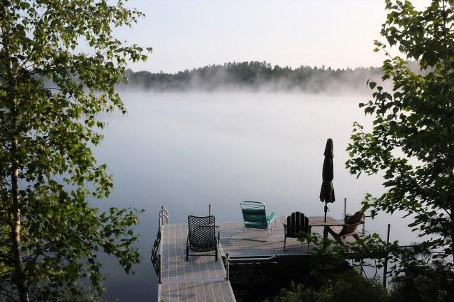 Maine_dock
