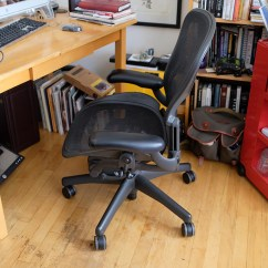 Herman Miller Chair Repair Exercise Qualification Diy S Aeron Rainydaymagazine