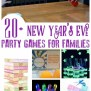 Fun New Year S Eve Party Games For The Whole Family To