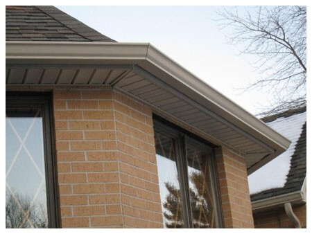 Seamless Guttering for Indiana Business