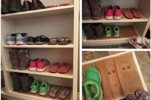小雨麻極簡育兒提案:童鞋不再亂亂跑