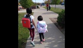 開學話題:當孩子忘記帶……