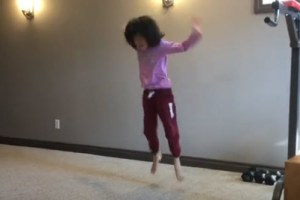 運動影片-Star jumps和Seal jacks