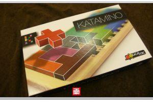 《開箱文》試用班恩傑尼KATAMINO 2012全新版挑戰金頭腦~耐玩的木質益智玩教具