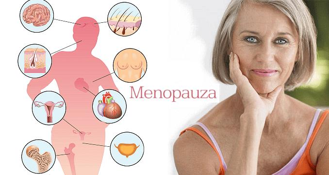 Pierderea în greutate în timpul menopauzei