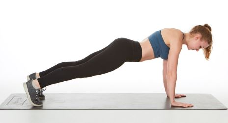 antrenament acasă pentru abdomen