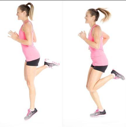 sărituri pentru pierderea în greutate pentru începători
