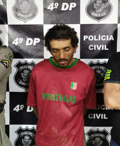 Policiais civis prendem suspeito de furto a oficina em Aparecida de Goiânia
