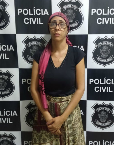 Polícia Civil prende em Jaraguá mulher que usou documento falso para tentar sacar benefício do INSS