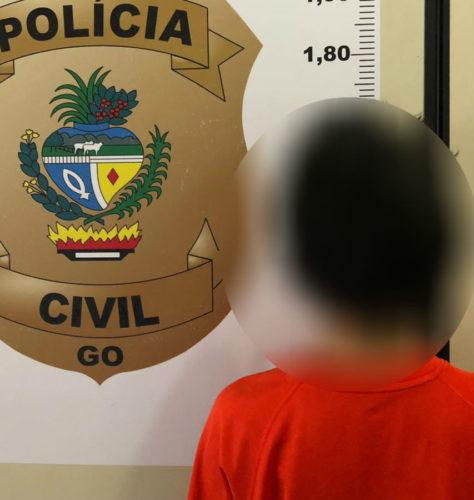 Suspeito de pedofilia virtual é preso em Rio Verde
