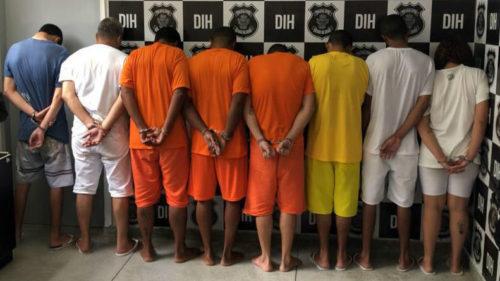 DIH efetua prisão de suspeitos de homicídio ocorrido no Finsocial