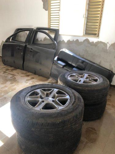 DERFRVA cumpre mandados contra suspeitos de roubos e desmanche de veículos