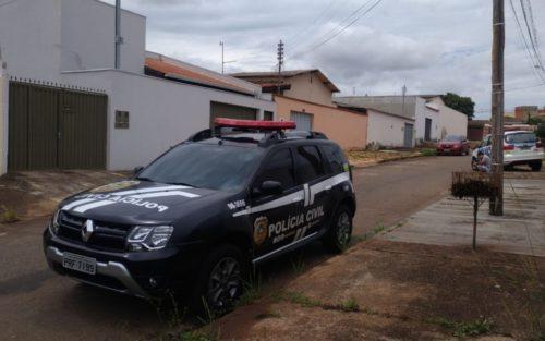 GIH de Anápolis prende suspeito de matar garota em casa de encontros