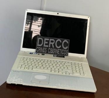Delegacia de Crimes Cibernéticos prende em flagrante homem que armazenava pornografia infantil em computador