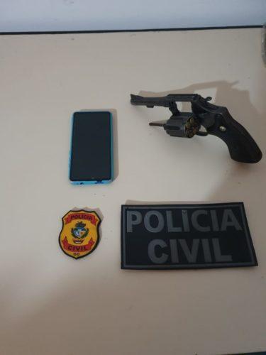 DERFRVA localiza líder de grupo criminoso; homem morreu em confronto