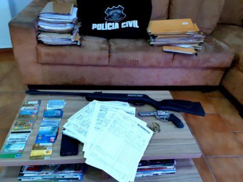 Operação Tanino: DOT cumpre mandados contra contadores suspeitos de sonegação de impostos em Jussara