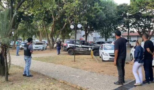 Polícia Civil prende dois suspeitos do homicídio do menino Danilo de Souza, 7 anos