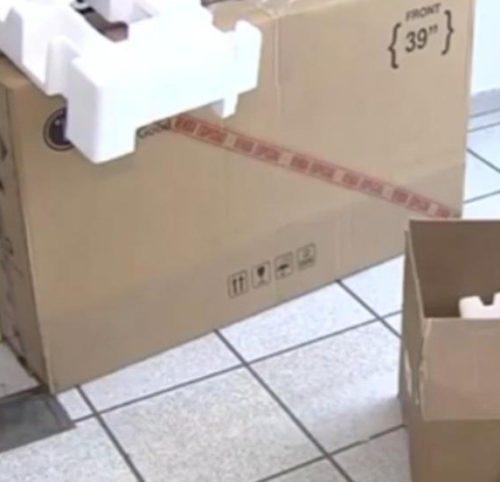 Suspeito de aplicar golpes é preso em Goiânia; vítimas recebiam pedaços de madeira ao invés dos eletrônicos comprados
