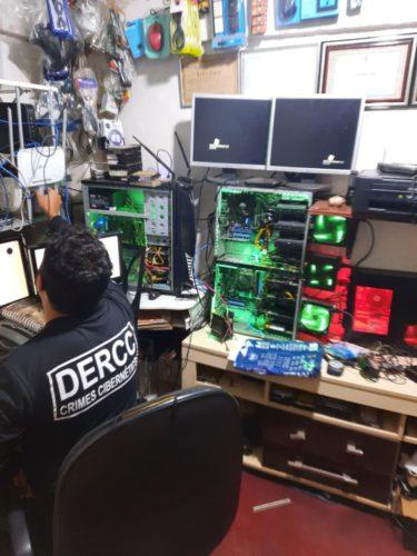 Operação Meu Zeloso Guardador 4: Cibernéticos e DPCA Goiânia fazem operação em seis cidades contra pornografia infantil na internet