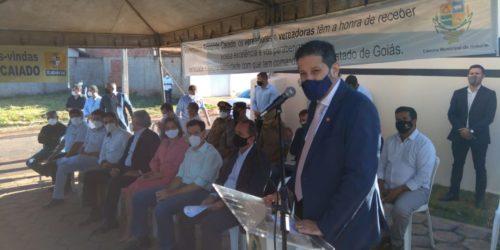 Central de Flagrantes e Pronto Atendimento é inaugurada em Itaberaí