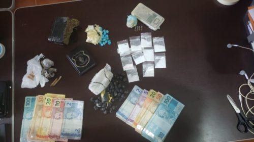 Operação Avalanche: Polícia Civil prende 11 por tráfico de drogas em São Luís de Montes Belos