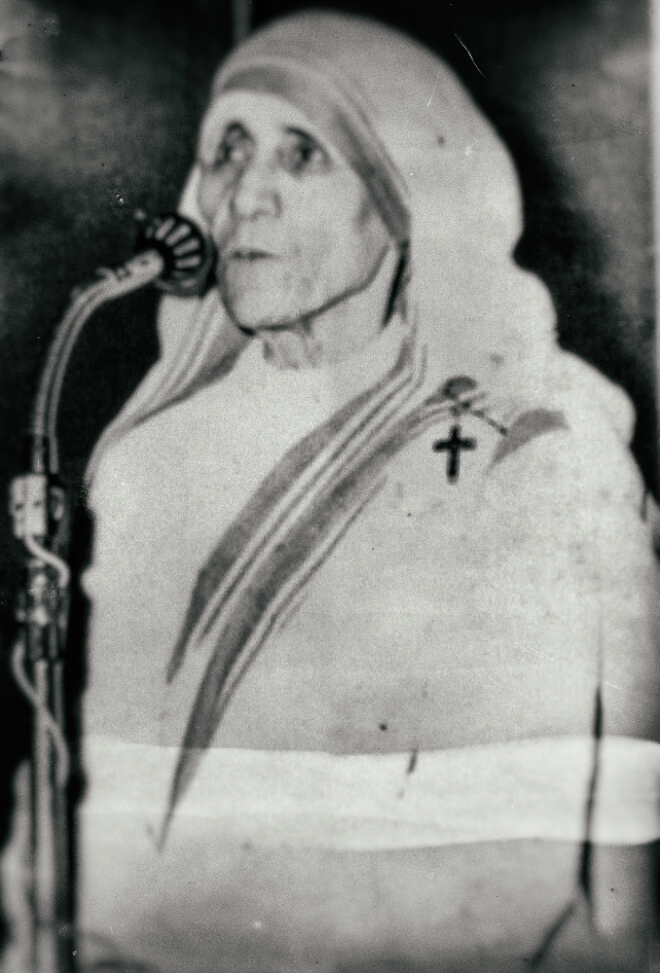 Mother Theresa 9